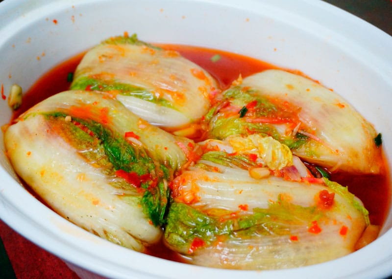 Кимчи рецепт приготовления фото