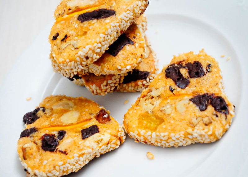 Мексиканское печенье анчо моле приготовление фото