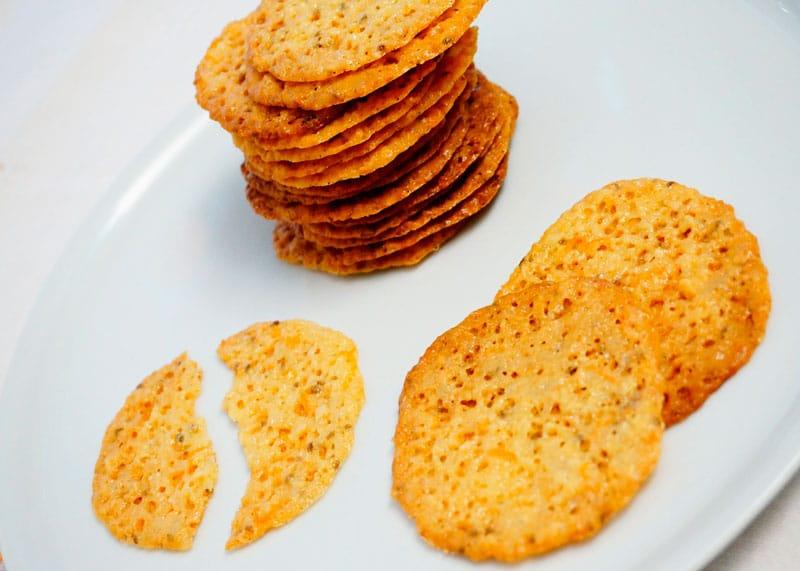 Миндально-апельсиновое печенье рецепт фото