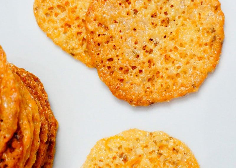 Миндально-апельсиновое печенье фото