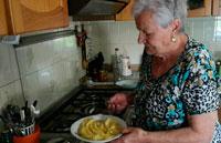 Нонна готовит скриппелле фото