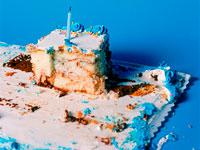 Остатки торта фото