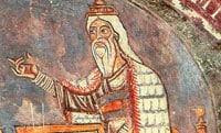 Гиппократ на фреске фото