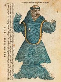 Рыба монах фото