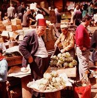 Рынок специй бейрут фото