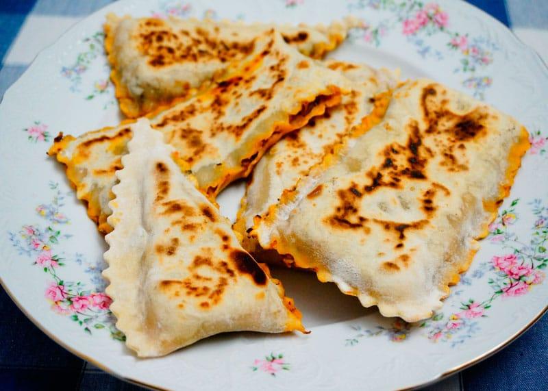 Тортелли из Кореццо приготовление рецепт фото