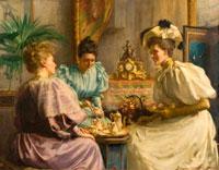 Викторианская эпоха фото