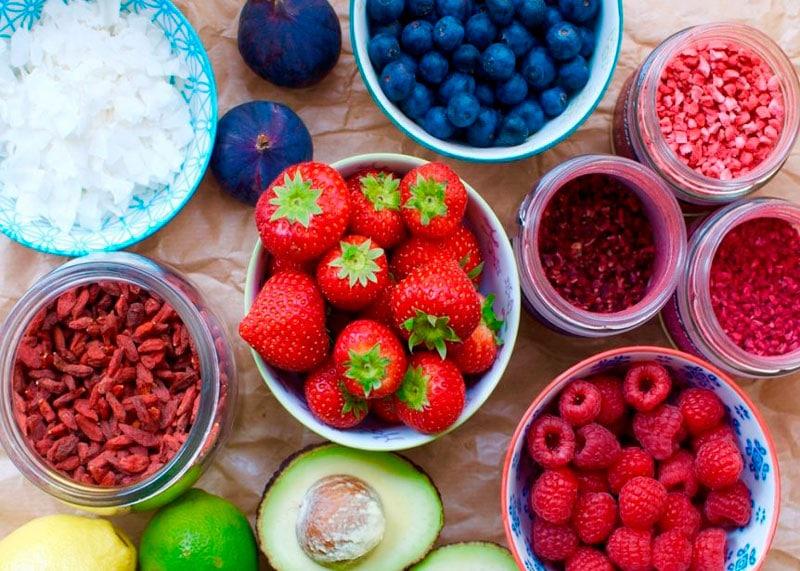 Воспаление и продукты фото