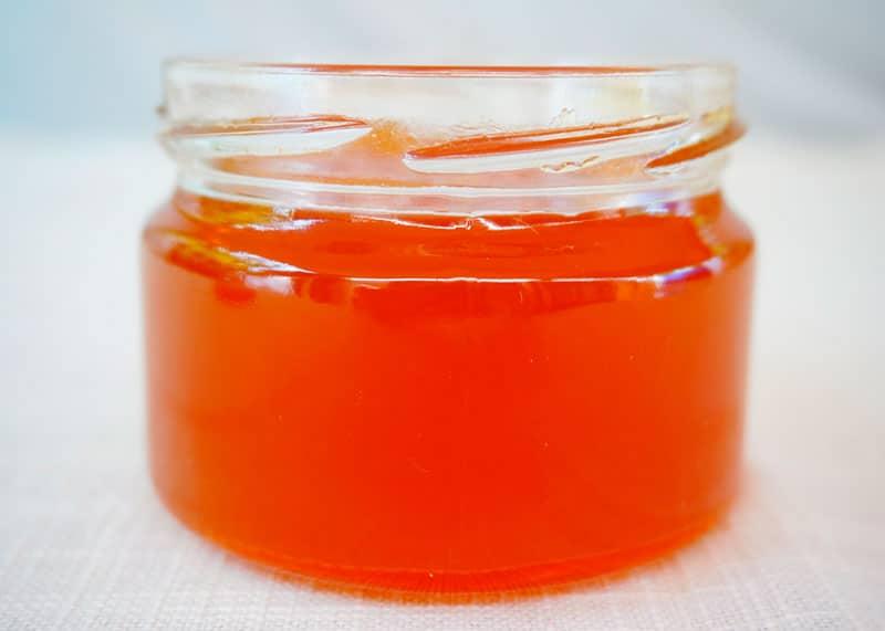 Апельсиновый сироп рецепт фото
