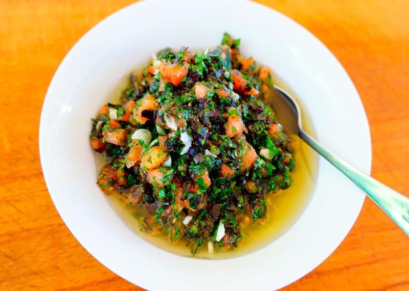 Французский соус вьеж рецепт фото