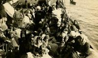 Греческие беженцы 1922 фото