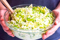 Капуста салат фото