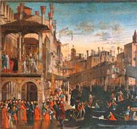 Венецианские купцы фото