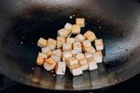 Жареный тофу фото