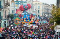 Карнавал Италия фото
