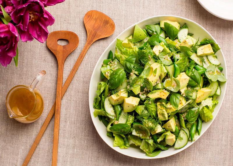 Вкусный салат фото