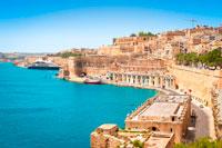 Мальта берег фото