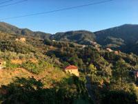 Холмы Лигурии фото