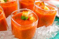 Холодные супы фото