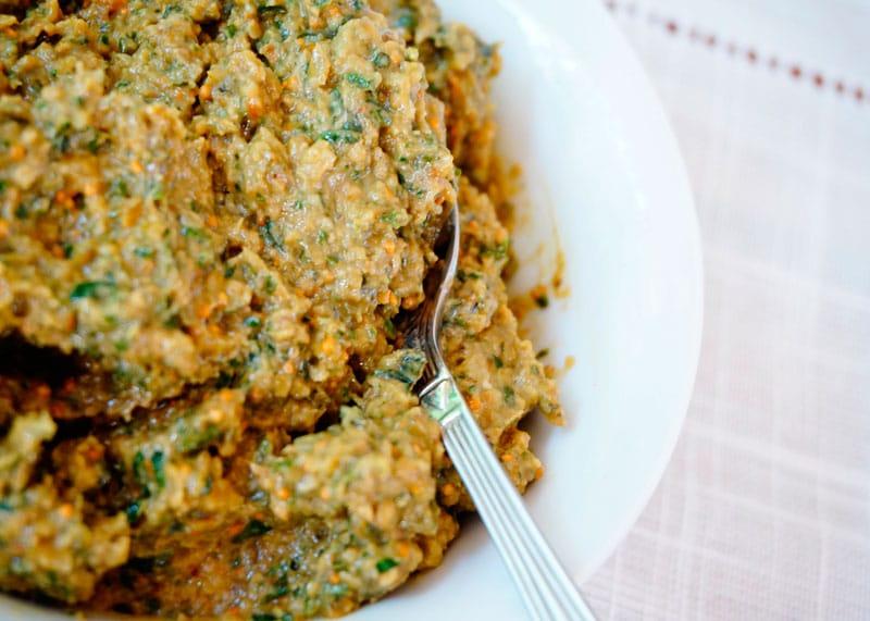 Тапенад из зеленых оливок и инжира рецепт фото