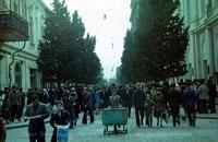 Баку 70-х фото