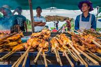 Камбоджийский гриль фото