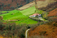 Страна басков фото