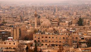 Алеппо до войны фото