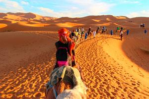 Амазиги в пустыни фото