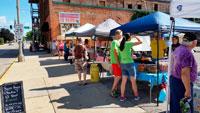 Рынок в Стритере фото