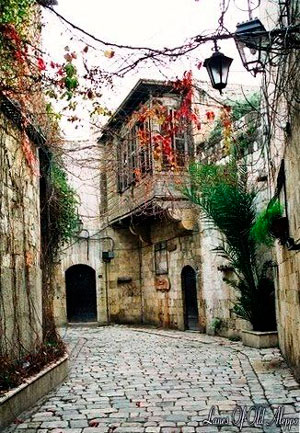 Старый Алеппо фото