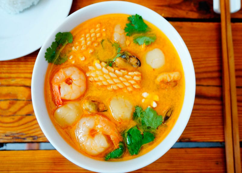 Суп том ям кун фото