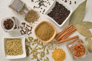 Ингредиенты для гарам масала фото