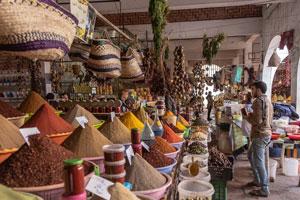Рынок специй Тунис фото